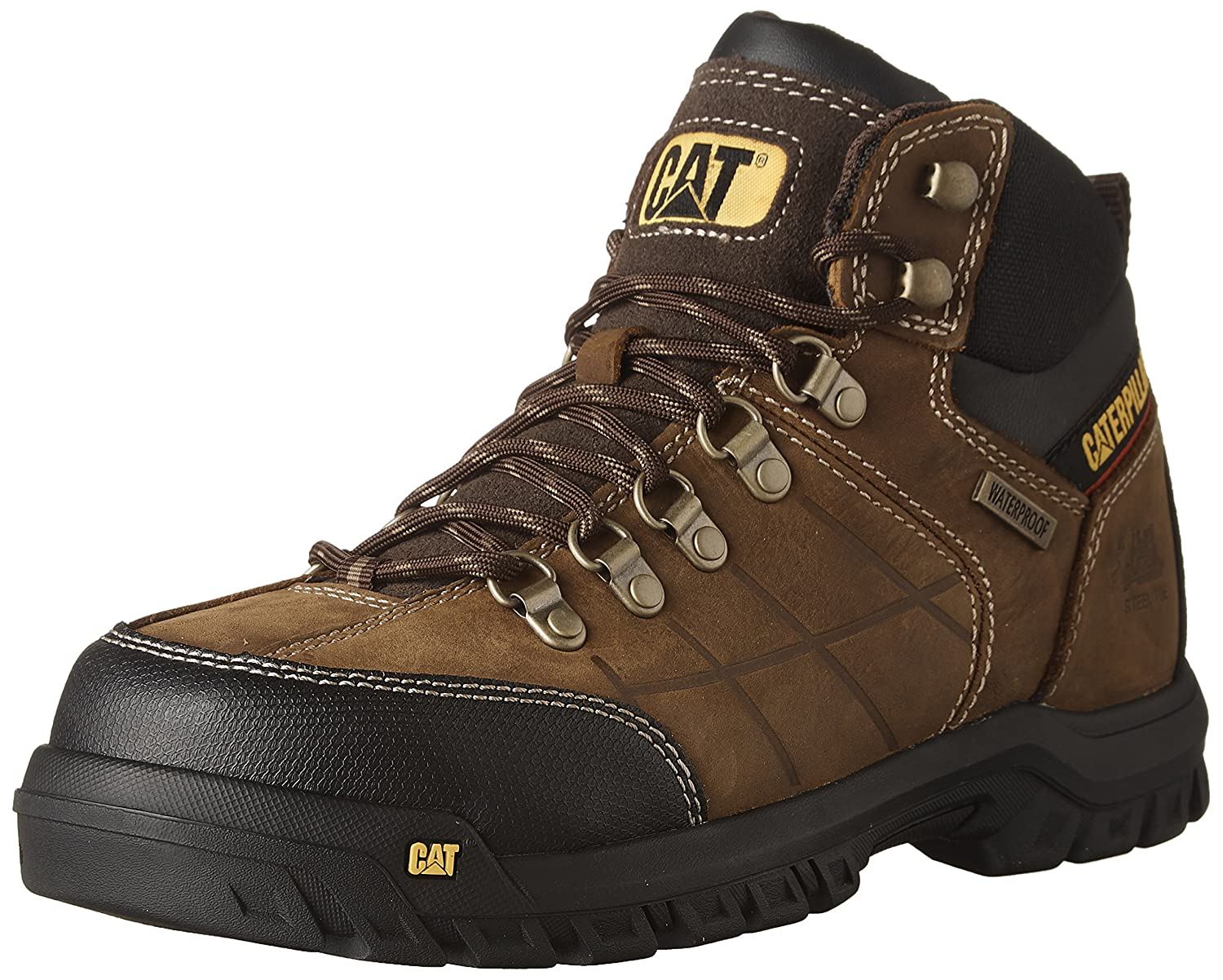 Caterpillar Footwear Mens Threshold Wp St Csa Industrial Boot