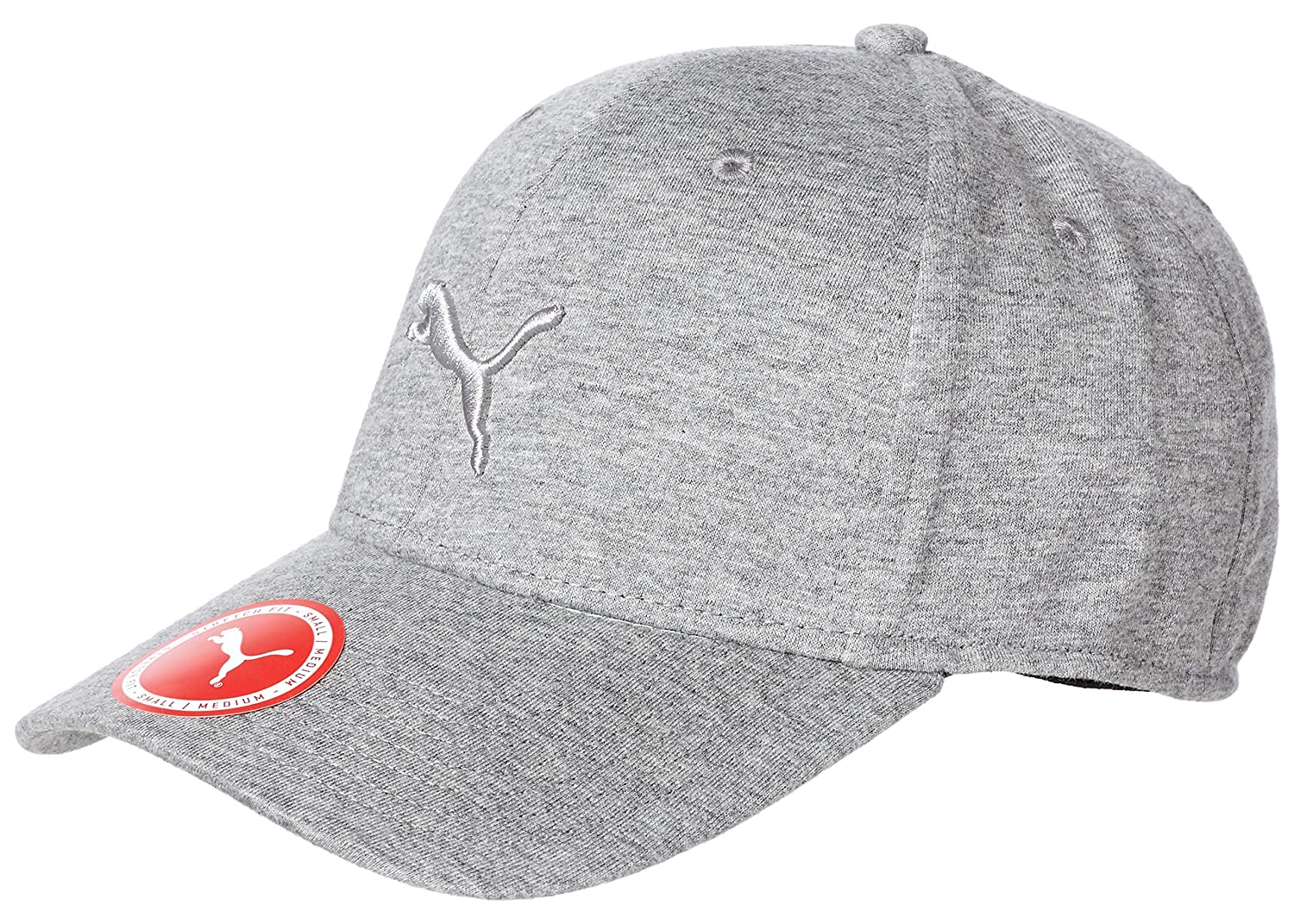 Puma Unisex Stretch Fit BB Cat Cap (21561 2649b2aca47
