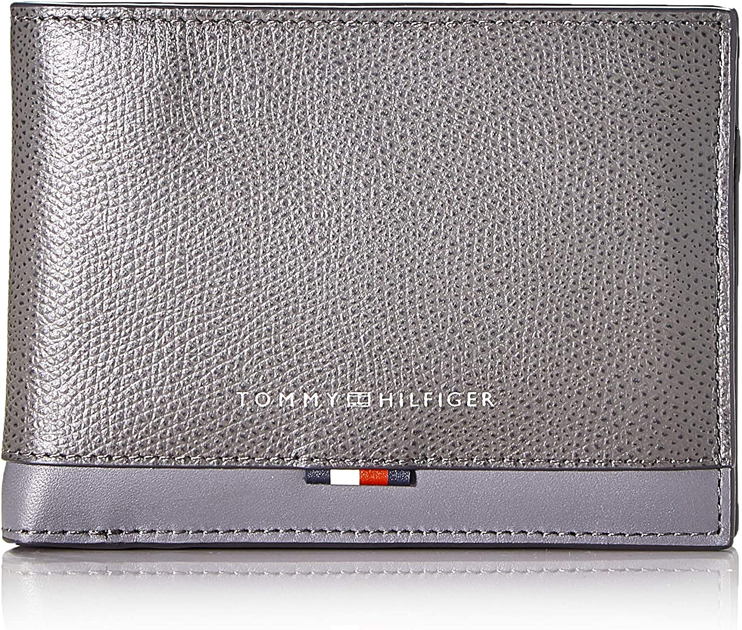 Tommy Hilfiger - Business Leather Extra CC & Coin, Carteras Hombre