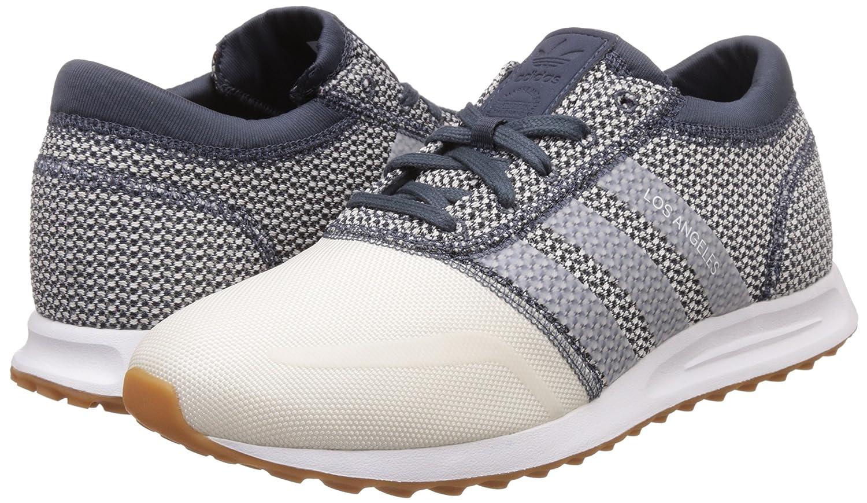 Adidas - Los Angeles - S31525 - Color: Crema-Gris - Size: 46.0: Amazon.es: Zapatos y complementos