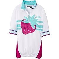 Protective Trikot Kurz Strawberry Camiseta, Infantil