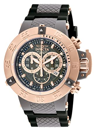 5ce335497b5 Invicta Men s 0932 Anatomic Subaqua Collection Chronograph Watch