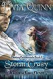 Storm Crazy: Southern Urban Fantasy Paranormal, Dragons Vampires and Fae (Destiny Paramortals Book 1)