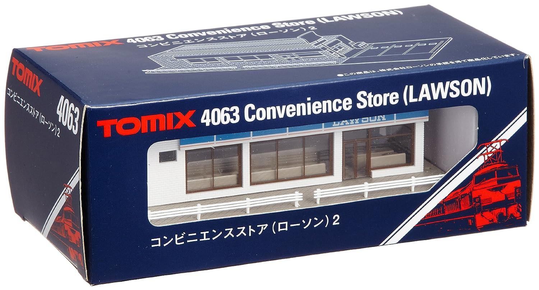 TOMIX Nゲージ コンビニエンスストア ローソン 2 4063 鉄道模型用品 B0014FETE8