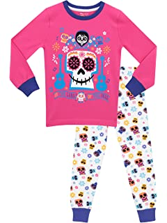 Disney Girls Coco Pajamas
