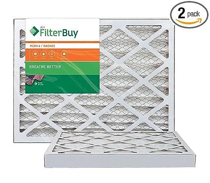 Nordic Pure 13x21x1 Exact MERV 13 Tru Mini Pleat AC Furnace Air Filters 4 Pack