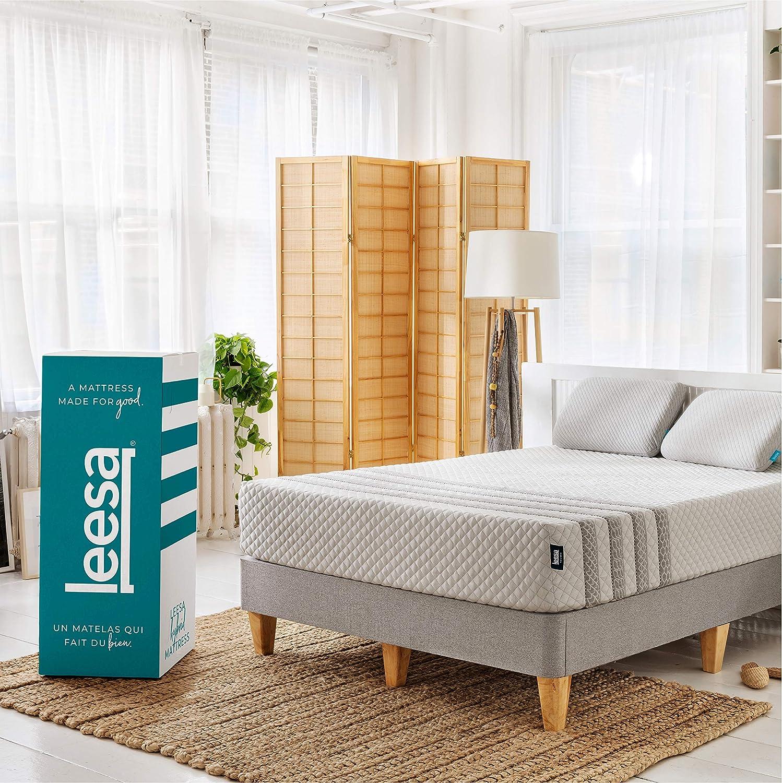 Best Hybrid Mattress 2021 Amazon.com: Leesa Luxury Hybrid 11 Inch Mattress, Innerspring and