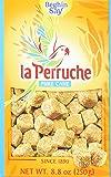 La Perruche Pure Cane, Brown, Rough Cut Cubes, 8.8-Ounce