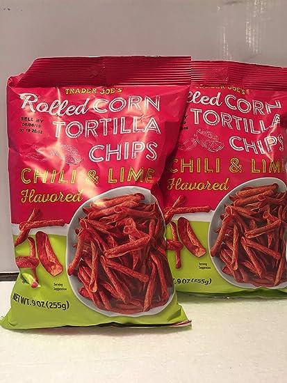 Trader Joe's Rolled Corn Tortilla Chips (2-Pack)