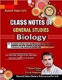 Rakesh Yadav Sir's Class Notes Biology