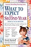 What to Expect the Second Year: From 12 to 24 Months (What to Expect (Workman Publishing))