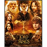 Lord of The Rings 1000 Piece Jigsaw Puzzle