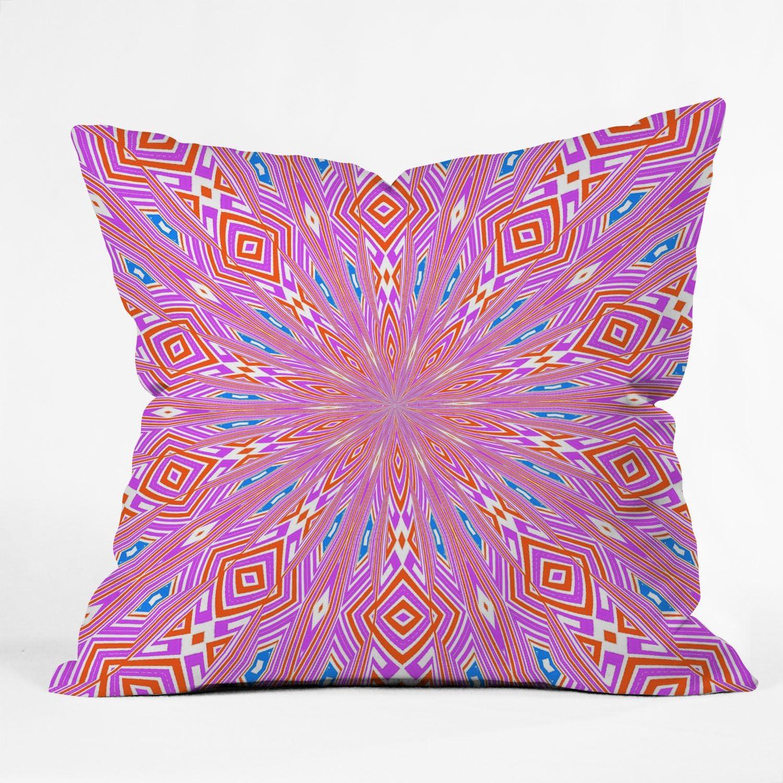 50 x 60 Deny Designs Lisa Argyropoulos Among The Cosmos Fleece Throw Blanket