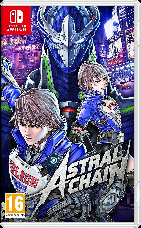 Astral Chain - Nintendo Switch [Importación inglesa]: Amazon.es: Videojuegos