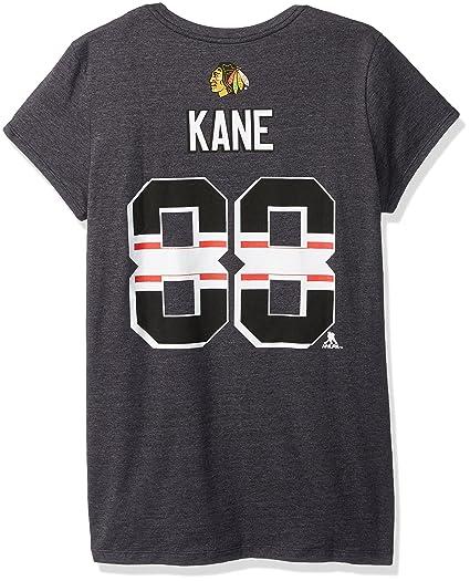 Amazon.com   adidas Patrick Kane Reebok Chicago Blackhawks Cropped ... ca3af00e2