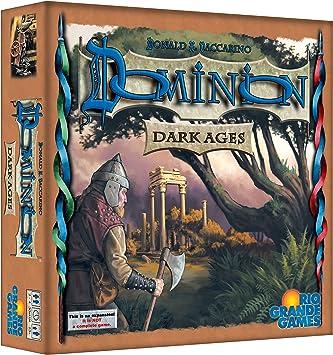 Dominion: Dark Ages - Juego de Mesa (en inglés): Amazon.es: Juguetes y juegos
