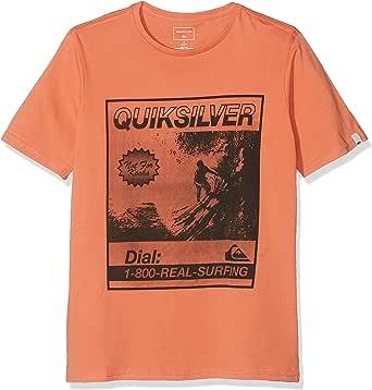 Quiksilver Temple of The Dog Camiseta Niños