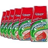 Colgate Kids Liquid Gel Fluoride Toothpaste, Watermelon - 4.6 ounce (6 Pack)