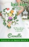 Camilla: Fleur de Lis Brides