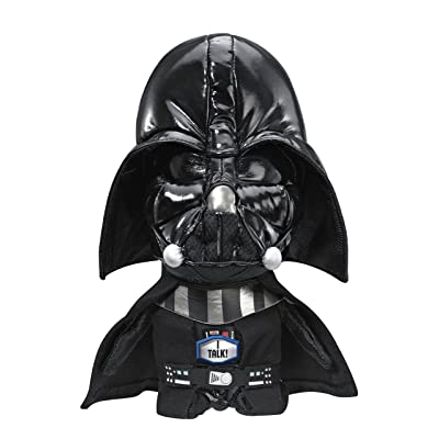 "Star Wars Plush - Stuffed Talking 9"" Darth Vader Character Plush Toy: Toys & Games"