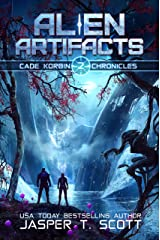 Alien Artifacts (Cade Korbin Chronicles Book 2) Kindle Edition