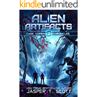 Alien Artifacts (Cade Korbin Chronicles Book 2)