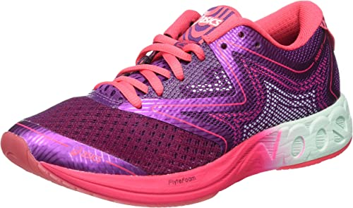 Asics Noosa FF, Zapatillas de Gimnasia para Mujer: Amazon.es: Zapatos y complementos