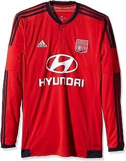 adidas 2ª Equipación Oplimpique de Lyon - Camiseta Oficial niños