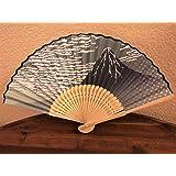Folding fan Ukiyo-e FUJI