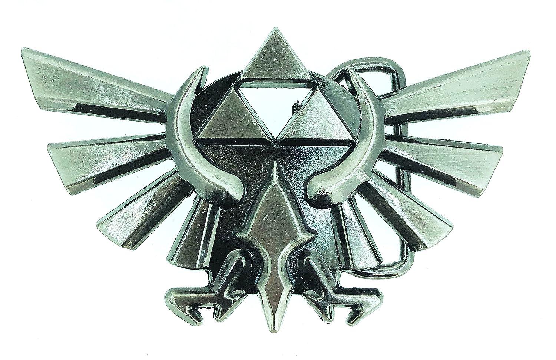Belt Buckle Wings of Zelda