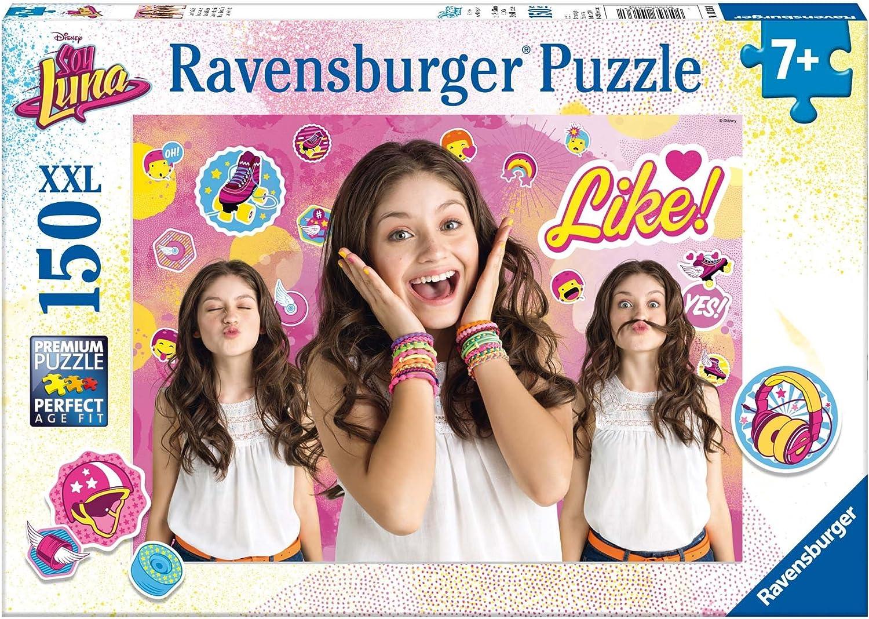 Soy Luna - Puzzle XXL de 150 Piezas (Ravensburger 10036): Amazon.es: Juguetes y juegos