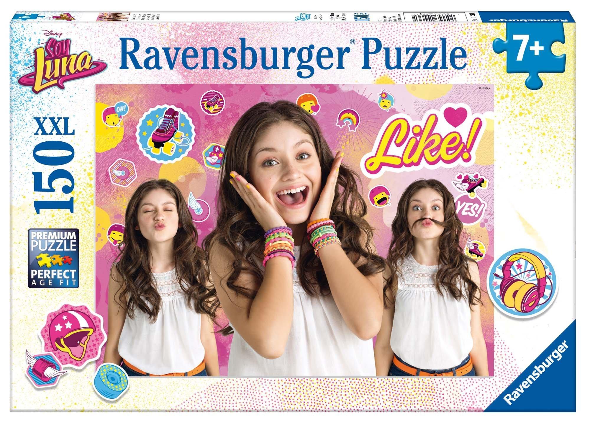 Luna hat Spaß (Kinderpuzzle)