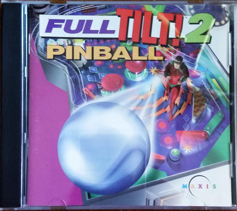 maxis full tilt pinball