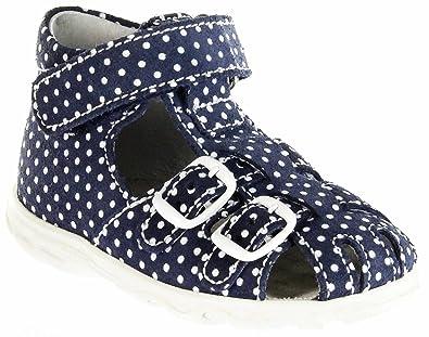 Richter RICHTER Baby Sandalen für Mädchen, blau, blau