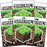 Minecraft Dirt Block Sticker (6 Pack)