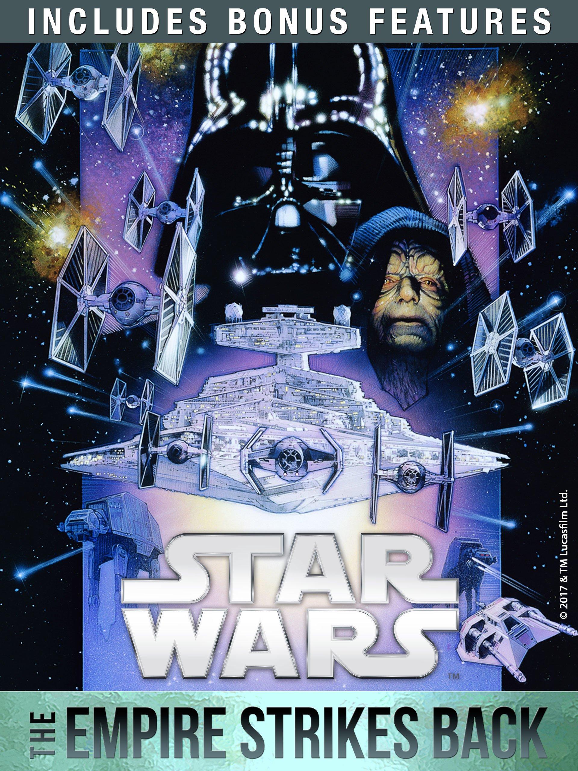 Star Wars: The Empire Strikes Back (Plus Bonus Content)