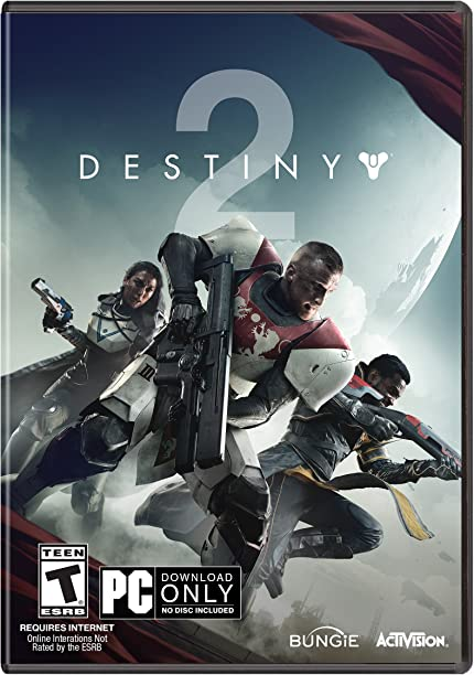 Destiny 2 universe on PC