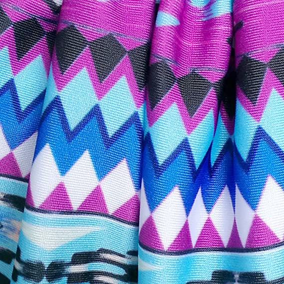 Summer Mae Damen Gemustert Tankini-Set Badeanzug für Frauen: Amazon.de:  Bekleidung