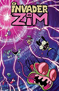 Amazon.com: Invader ZIM Vol. 2 (2) (9781620103364): Jhonen ...