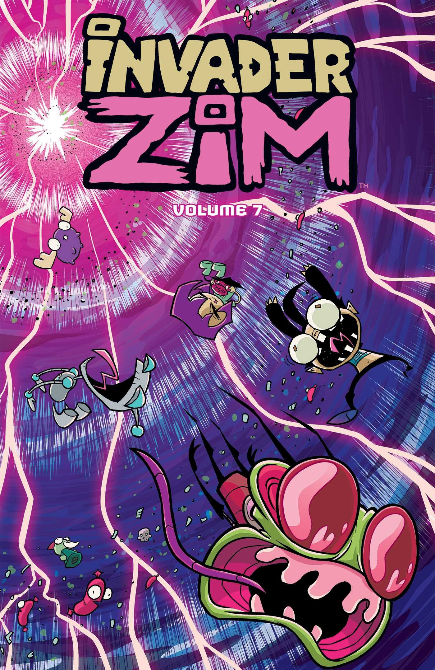 Invader ZIM Vol. 7 by Oni Press (Image #1)