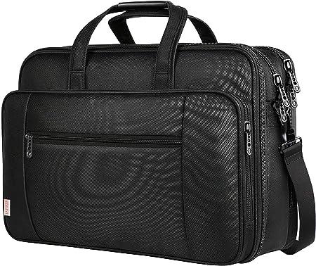 Laptop Bag Waterproof Scratch Resistant Women Briefcase Business Computer Case