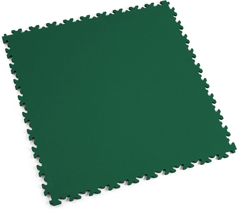 Leder Privat-Anwendung Grau Fortelock/® Vinylfliese 2060 - Mittlere Belastbarkeit