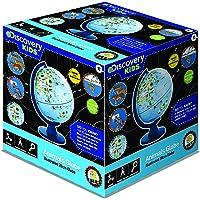 Discovery Kids Illuminated Animal Globe STEM Activity