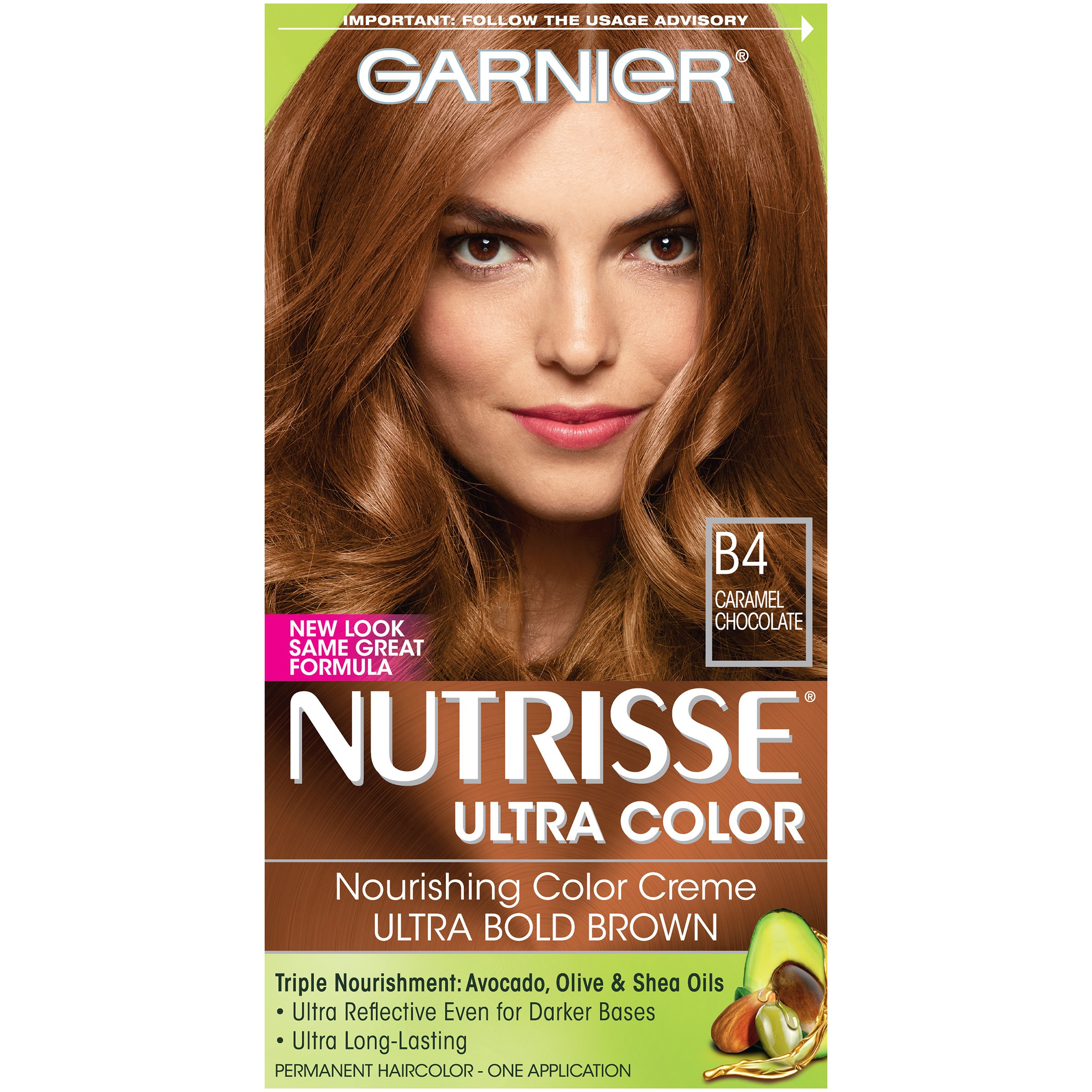 Amazon Garnier Nutrisse Ultra Color Ultra Bold Brown B3