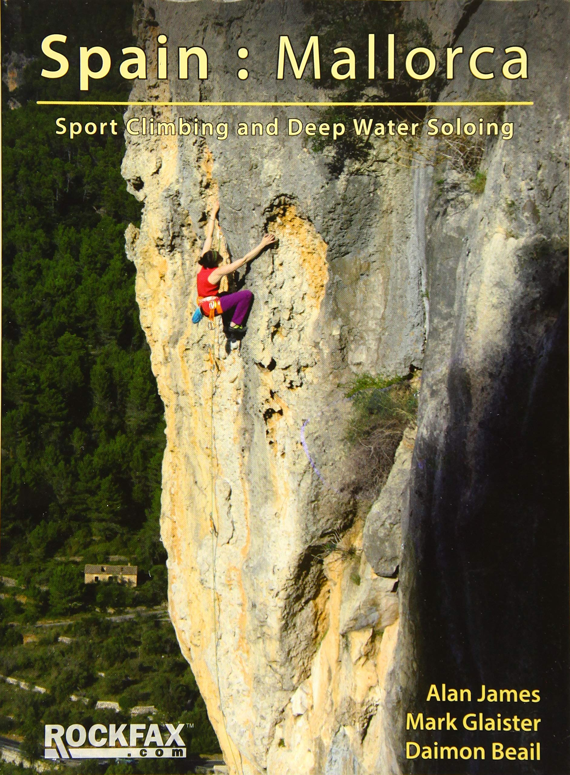 Mallorca: Sport Climbing and Deep Water Soloing. Rockfax.: 2016: Amazon.es: VV.AA.: Libros en idiomas extranjeros