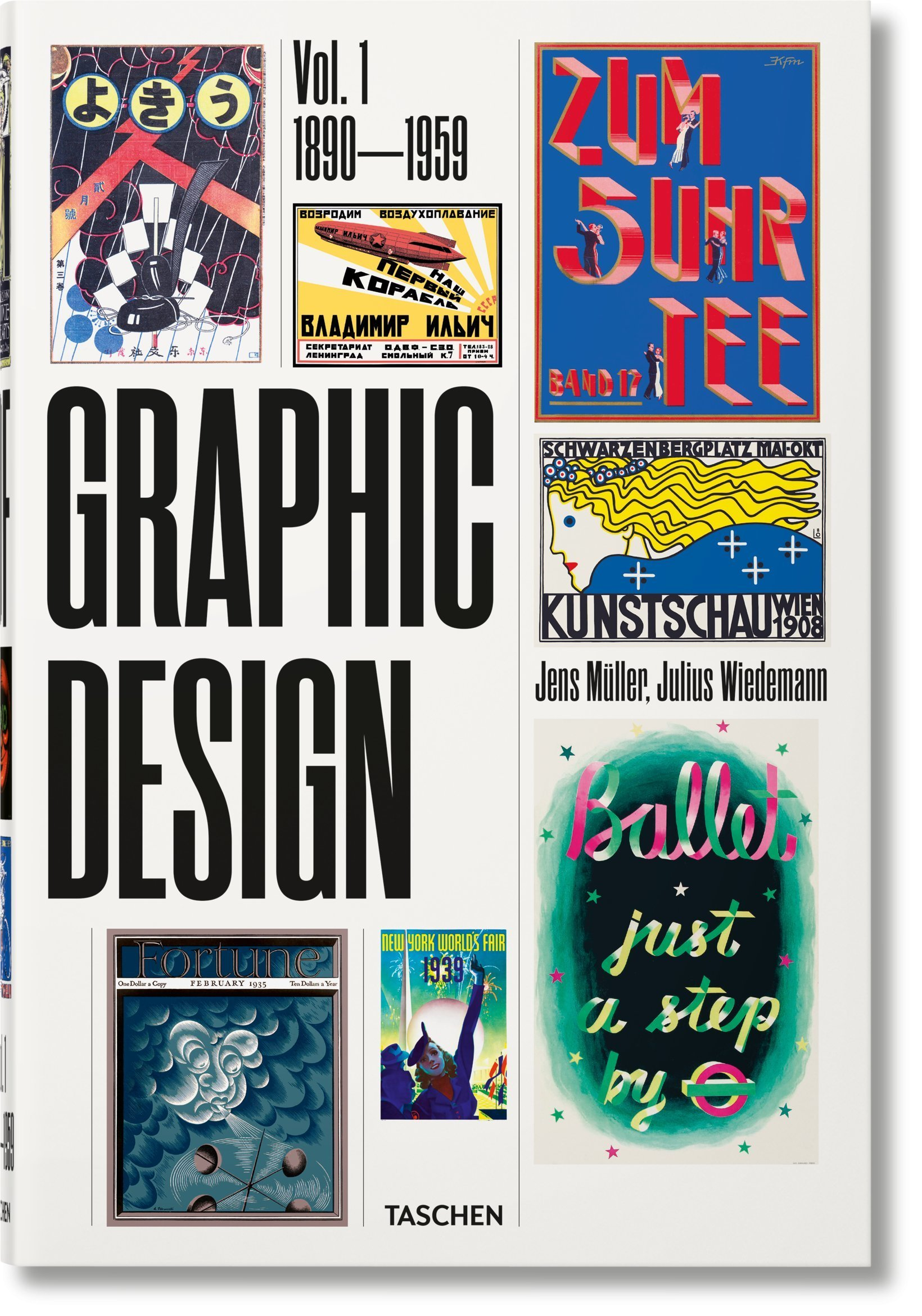 Fabulous The History Of Graphic Design Volume 1 1890 1959 Amazon Home Interior And Landscaping Ologienasavecom