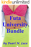 Futa University Bundle (5 Futanari College Stories)
