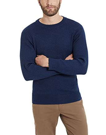 authentic good selling wholesale sales Invisible World Pull Homme Laine d'Alpaga Sweater Col Ras de ...