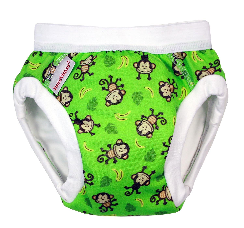 Imsevimse 4669113, Pantalones para Bebés, Verde (Verde), 92 (Tamaño del Fabricante:11-14)