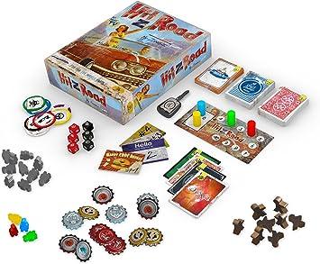 Asmodee – schzr01fr – Hit Z Road: Amazon.es: Juguetes y juegos
